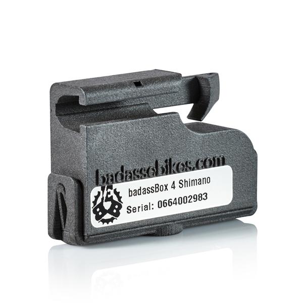 Tuningbox E-Bike BADASS Box 4 2019 für E-Bikes-Pedelecs mit Motor SHIMANO Steps E6000- E6100- E7000- E8000- mit-ohne DI2 für E-Bikes-Pedelecs mit Motor SHIMANO Steps E6000- E6100- E7000- E8000- mit-ohne DI2-