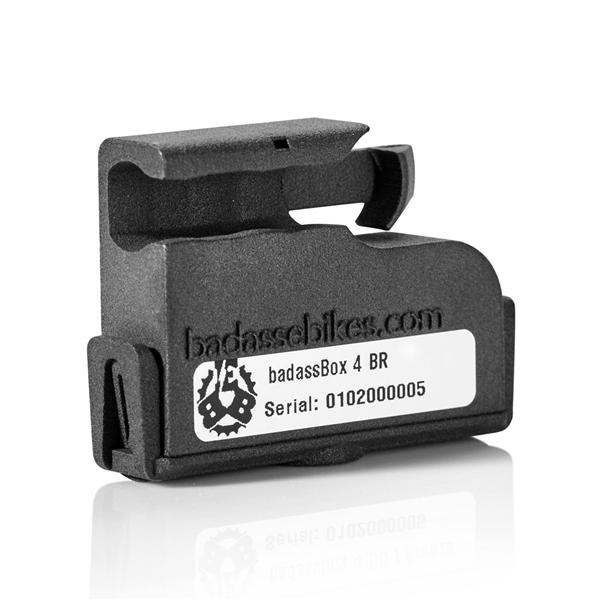 Tuningbox E-Bike BADASS Box 4 für E-Bikes-Pedelecs mit Motor BROSE CS für E-Bikes-Pedelecs mit Motor BROSE CS-
