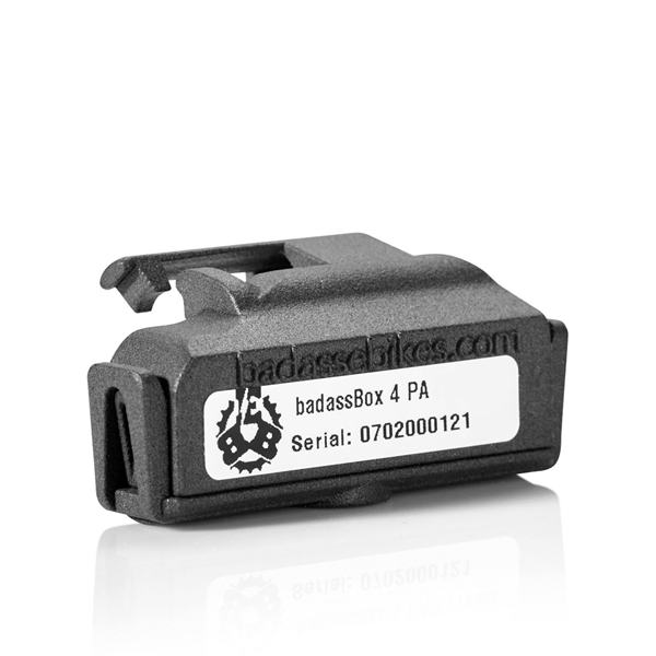 Tuningbox E-Bike BADASS Box 4 für E-Bikes-Pedelecs mit Motor PANASONIC Mittelmotor 26 V- 36 V- FIT für E-Bikes-Pedelecs mit Motor PANASONIC Mittelmotor 26 V- 36 V- FIT-