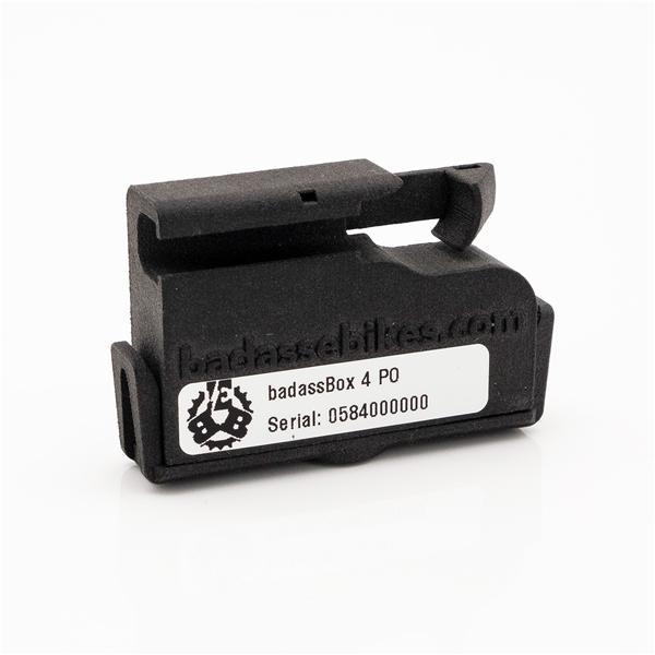 Tuningbox E-Bike BADASS Box 4 für E-Bikes-Pedelecs mit Motor POLINI E-P3 für E-Bikes-Pedelecs mit Motor POLINI E-P3-