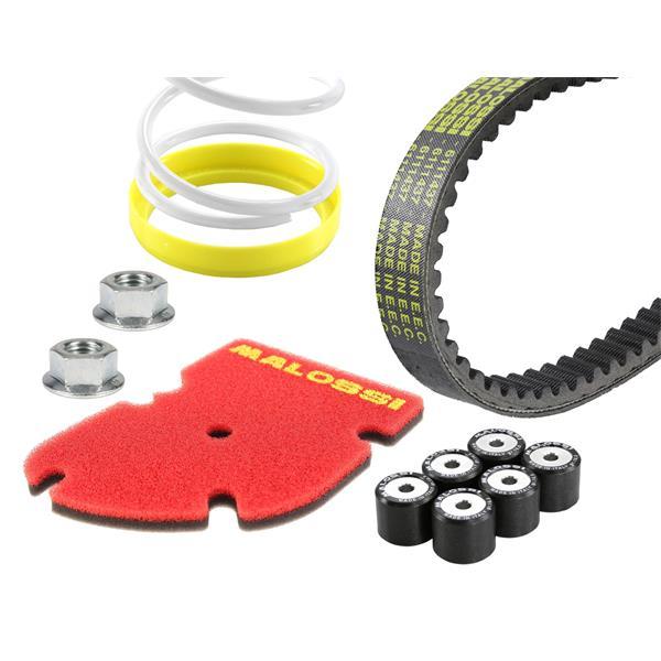 Tuningkit Antrieb- Einsteiger für Vespa LX-LX i-e-LXV-LXV i-e-S-S i-e- 125ccm 4T AC für Vespa LX-LX i-e-LXV-LXV i-e-S-S i-e- 125ccm 4T AC