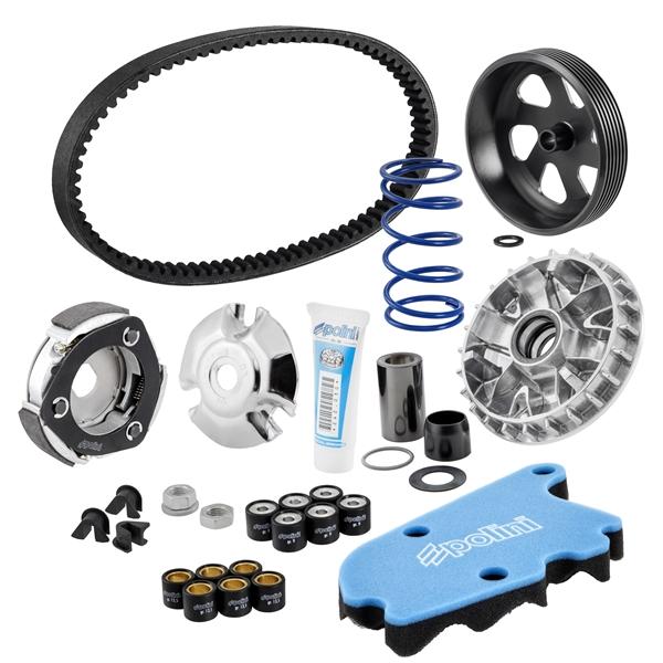 Tuningkit Antrieb POLINI- -Sport- für Vespa Primavera-Sprint-GTS 150ccm i.e. 3V 4T AC für Vespa Primavera-Sprint-GTS 150ccm i.e. 3V 4T AC-