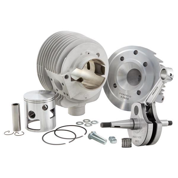 Tuningkit PINASCO 160 ccm für Vespa 125 VM-VN-ACMA-150 VB-VGL1-VL für Vespa 125 VM-VN-ACMA-150 VB-VGL1-VL-