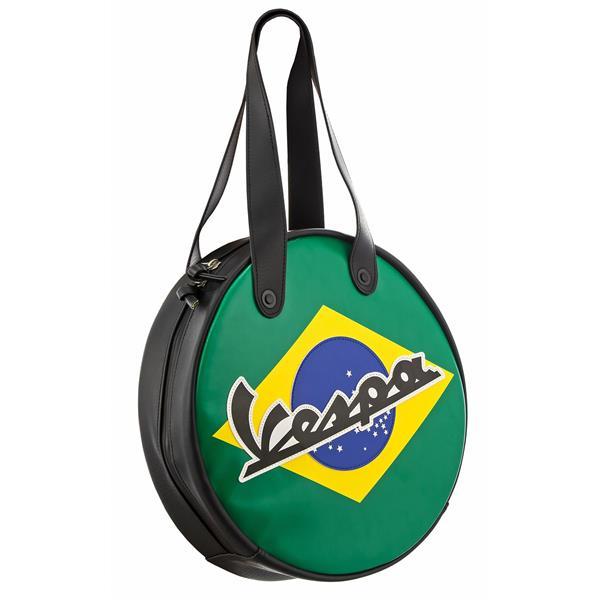 Tunneltasche PIAGGIO Brasil Durchstieg für Vespa Primavera-Sprint 50-150ccm für Vespa Primavera-Sprint 50-150ccm-