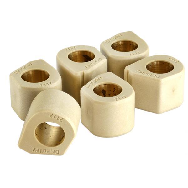 Variatorrollen DR- PULLEY 16x13 mm 6-0g  -