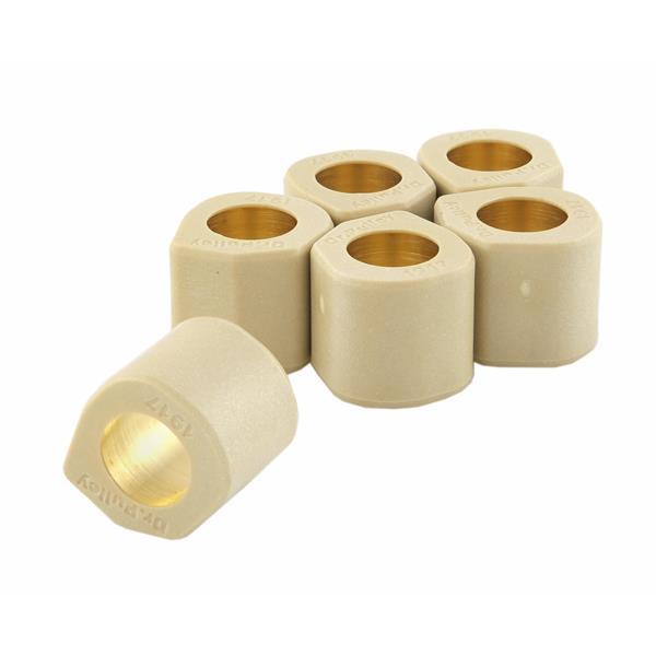 Variatorrollen DR- PULLEY 21x17 mm 10-0g für Vespa GTS 200- 250 ccm für Vespa GTS 200- 250 ccm-