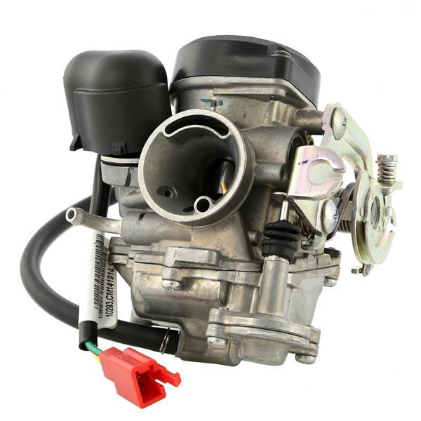 Vergaser KEIHIN CVK18 Z61F für Vespa LX-S 50ccm- 4T AC- 2-Ventil für Vespa LX-S 50ccm- 4T AC- 2-Ventil