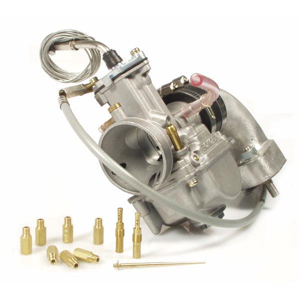 Vergaserkit SCOOTRS 24 Flachschieber für Vespa 125-200 PX Lusso-T5-Rally für Vespa 125-200 PX Lusso-T5-Rally-