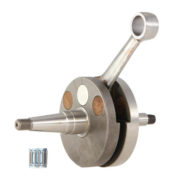 Vollwangenwelle MAZZUCCHELLI für Vespa 125 GTR 2-TS 2-150 Sprint V 2-Super 2-P125-150X-PX125-150 E-Lusso-MY-Cosa für Vespa 125 GTR 2-TS 2-150 Sprint V 2-Super 2-P125-150X-PX125-150 E-Lusso-MY-Cosa-