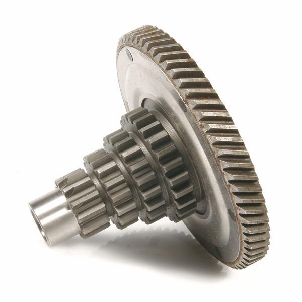 Vorgelege Z 12-16-20-25 mit Primärzahnrad Z 67 für Vespa 125 GT 1-/3-/GTR/TS/150 GL 2-/150 Sprint 1-/3-/V/P125-150X 1- für Vespa 125 GT 1-/3-/GTR/TS/150 GL 2-/150 Sprint 1-/3-/V/P125-150X 1-