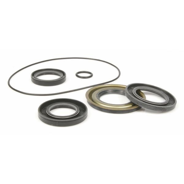 Wellendichtringsatz Motor PASCOLI 24-9x45x6-5- 32x52x5- 32x57x61x6- 30x40x7 mm für Vespa 160 GS für Vespa 160 GS-
