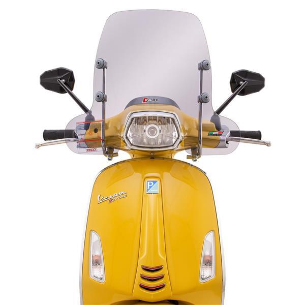Windschild FACO für Vespa Sprint 50-150ccm 2T-4T für Vespa Sprint 50-150ccm 2T-4T-