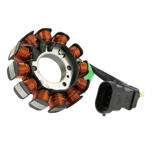 Zündgrundplatte RMS für Vespa LX-S-Primavera-Sprint 50ccm- 4T AC- 4-Ventil für Vespa LX-S-Primavera-Sprint 50ccm- 4T AC- 4-Ventil-