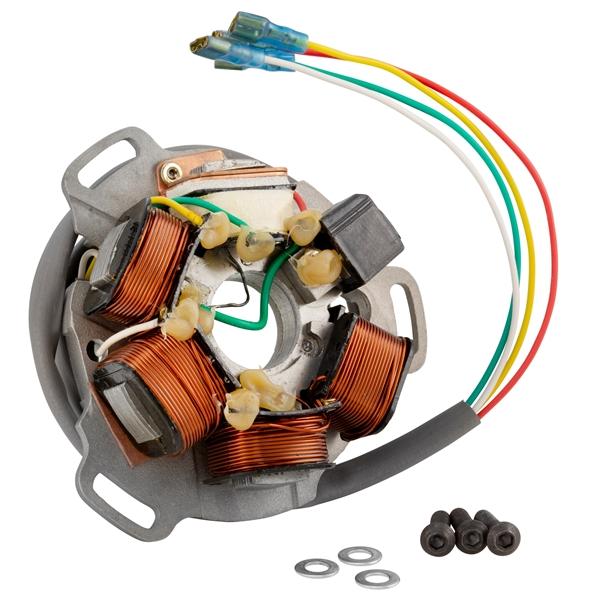 Zündgrundplatte UNI Auto für Lambretta 125 DL-GP-150 DL-GP-200 DL-GP für Lambretta 125 DL-GP-150 DL-GP-200 DL-GP-