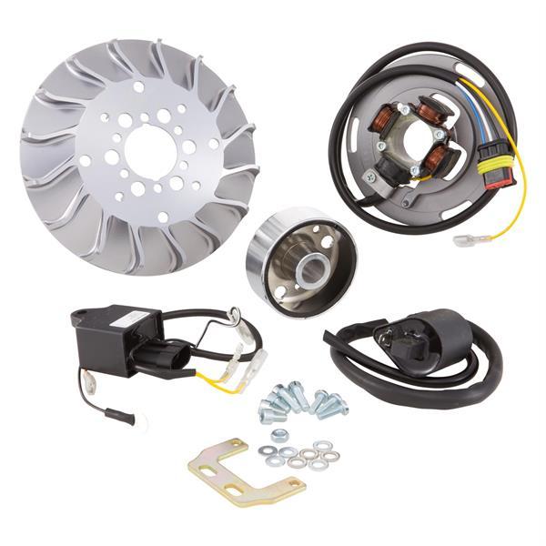 Zündung HPI Minitronik -Fixed- für Vespa 125 GTR 2-TS 2-150 Sprint V 2-Super 2-200 Rally 2-PX80-200-PE-Lusso-Cosa für Vespa 125 GTR 2-TS 2-150 Sprint V 2-Super 2-200 Rally 2-PX80-200-PE-Lusso-Cosa-