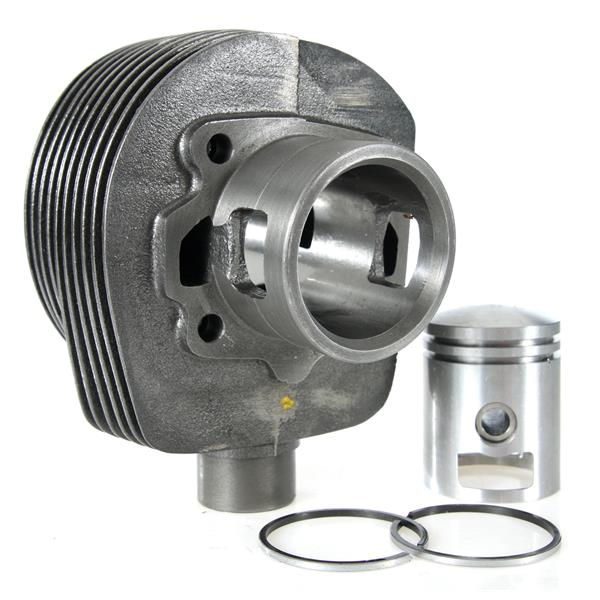 Zylinder 125 ccm für Vespa 125 VNB/GT/GTR/S/Super für Vespa 125 VNB/GT/GTR/S/Super-