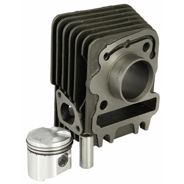 Zylinder PIAGGIO 50 ccm für Vespa LX-S-Primavera 50ccm 4T AC 4-Ventil 4T AC für Vespa LX-S-Primavera 50ccm 4T AC 4-Ventil 4T AC-
