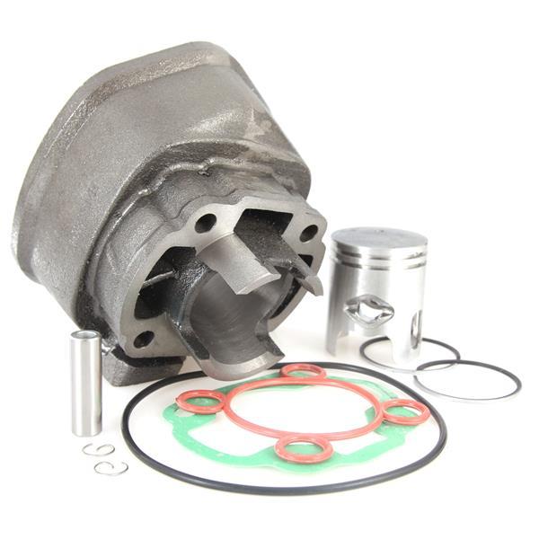Zylinder RMS 50 ccm für MINARELLI liegend 50ccm 2T LC für MINARELLI liegend 50ccm 2T LC-