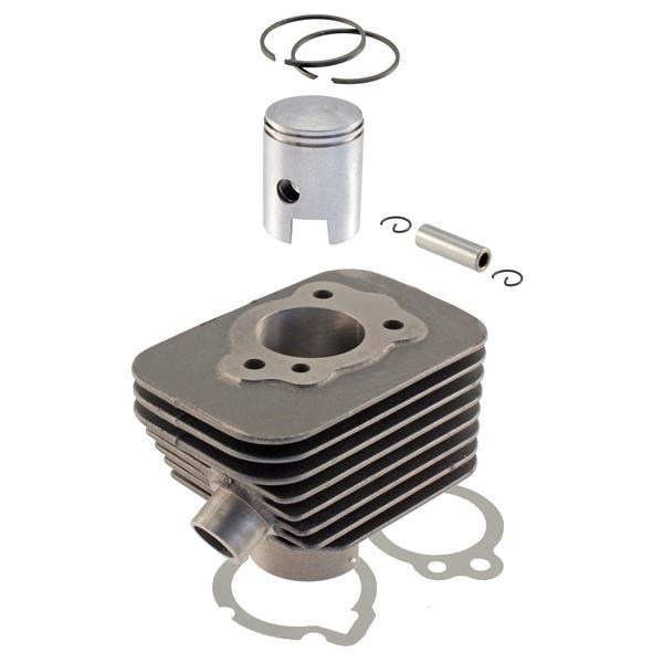 Zylinder RMS 50 ccm für PIAGGIO CIAO-PX-SI-Bravo-Superbravo-Grillo-Boss 50ccm 2T AC für PIAGGIO CIAO-PX-SI-Bravo-Superbravo-Grillo-Boss 50ccm 2T AC-