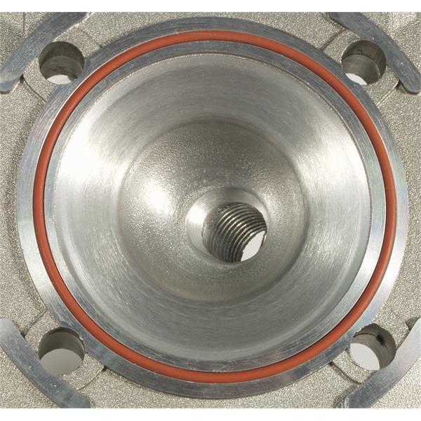 Zylinderkopf MALOSSI W5 136 ccm by W5 für POLINI 130ccm für Vespa 90-125-PV-ET3-PK-S-XL-2 für Vespa 90-125-PV-ET3-PK-S-XL-2-