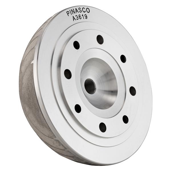 Zylinderkopf PINASCO Zuera RR Big Bore 144 ccm für Vespa 90-125-PV-ET3-PK-S-XL-2 für Vespa 90-125-PV-ET3-PK-S-XL-2-